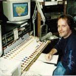KMZU Studios 1991