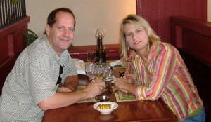 Lunch @ Stone Hill Winery