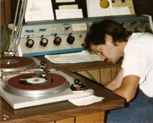 Scott Powell WFMW 1986