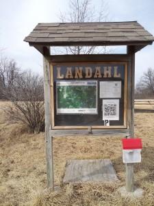 Landahl Map